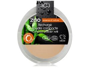 Recharge Poudre compacte 303 Brun beige