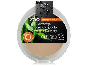 Recharge Poudre compacte 304 Cappucino