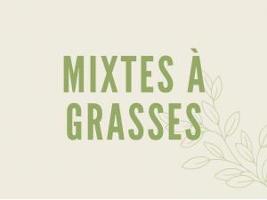 PEAUX MIXTES A GRASSES