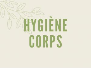 HYGIENE CORPS